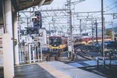 Kyoto transportation Royalty Free Stock Photography