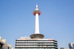 Kyoto-Turm Lizenzfreie Stockbilder