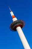 Kyoto-Turm in Kyoto Lizenzfreies Stockbild