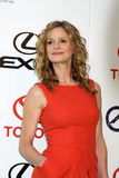 Kyra Sedgwick. LOS ANGELES - OCT 15: Kyra Sedgwick arriving at the 2011 Environmental Media Awards at the Warner Brothers Studio on October 15, 2011 in Beverly royalty free stock photography