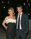 Kyra Sedgwick and Kevin Bacon Stock Image