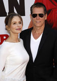 Kyra Sedgwick and Kevin Bacon Stock Images