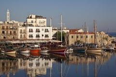Kyrenia - турецкая республика северного Кипра Стоковая Фотография