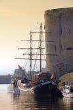 Kyrenia - турецкая республика северного Кипра Стоковые Фото