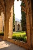 kyrenia bellapais аббатства Стоковая Фотография