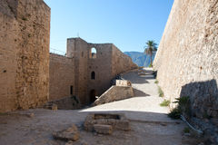 Kyrenia castls, North cyprys Stock Photo