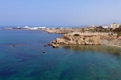 Kyrenia City Bay Stock Photos