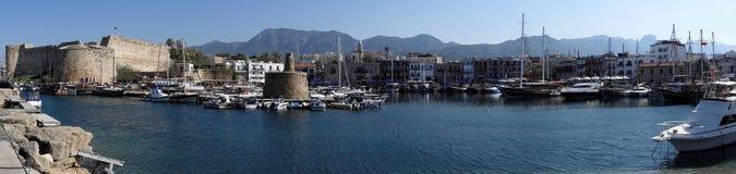 Kyrenia (Girne), Cipro fotografia stock libera da diritti