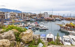 Free Kyrenia Girne Old Harbour, Northern Cyprus Stock Photo - 88437660