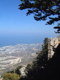 Kyrenia Mountains Cyrpus Stock Photo