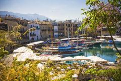 Kyrenia, North Cyprus Stock Photos