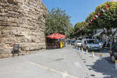 Kyrenia, North Cyprus Royalty Free Stock Photos