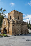 Kyrenia port, Nicosia, Cypern Arkivbild