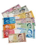 Kyrgyz paper money Stock Photography