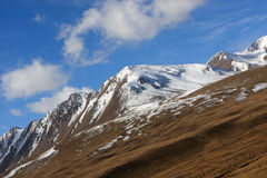 Kyrgyz  ridge Royalty Free Stock Photography