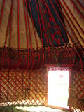 Kyrgyz Yurt Stock Photos