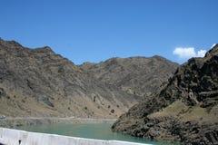 Kyrgyzstan Nature Landscape Stock Photography