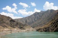Kyrgyzstan Nature Landscape Royalty Free Stock Photo