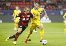 Kyriakos Papadopoulos Bayer Leverkusen Zdjęcie Stock