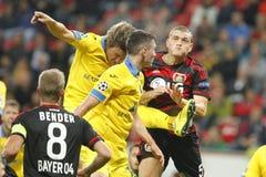 Kyriakos Papadopoulos Bayer Leverkusen Obraz Stock