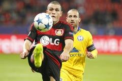 Kyriakos Papadopoulos Bayer Leverkusen Zdjęcie Royalty Free