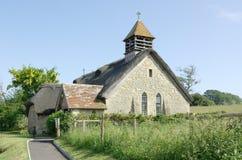 Kyrka 2 för St Agnes arkivfoton