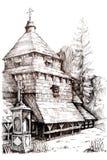 kyrka Royaltyfria Bilder