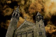 kyrka Royaltyfri Bild