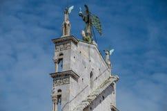 1 kyrka Fotografering för Bildbyråer