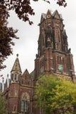 Kyrka aachen Tyskland för St josef Fotografering för Bildbyråer