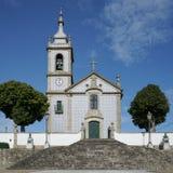Kyrka Arcos, Portugal Royaltyfria Foton