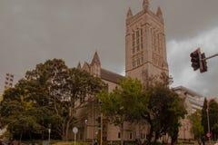 Kyrka Auckland arkivbild
