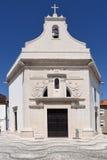 Kyrka av Aveiro, Beiras region, Royaltyfri Fotografi