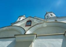 Kyrka av Boris och Gleb i Novogrudok, royaltyfri fotografi