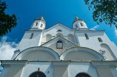 Kyrka av Boris och Gleb i Novogrudok, royaltyfri bild