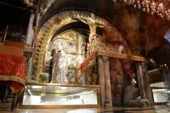Kyrka av den heliga griften, Jerusalem Royaltyfri Fotografi