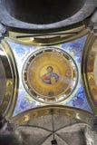 Kyrka av den heliga sepulchren, Jerusalem Royaltyfri Bild