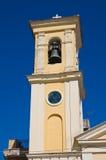 Kyrka av den Madonna dellaen Strada Torremaggiore Puglia italy Royaltyfria Bilder
