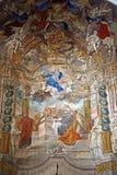 Kyrka av det StMary s antagandet, Samobor, Kroatien, 7 arkivfoto