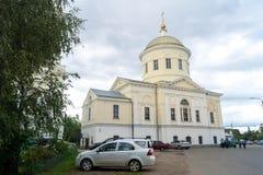 Kyrka av Elijah profeten Elias Church Royaltyfri Fotografi
