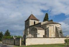 Kyrka av franc Tayac Arkivbilder