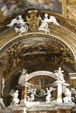 Kyrka av Gesu Royaltyfri Fotografi