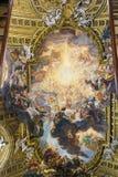 Kyrka av Gesuen, Rome royaltyfria foton