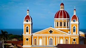 Kyrka av Granada Royaltyfri Bild