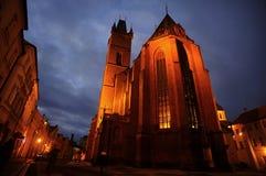 Kyrka av helgonanden Royaltyfri Foto
