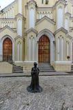 Kyrka av helgonet Angel Custodian - havannacigarr, Kuba Royaltyfri Fotografi