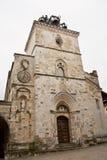 Kyrka av heliga Maria Major Royaltyfri Foto