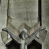 Kyrka av Kristus konungen, kork, Irland royaltyfri fotografi