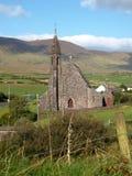 Kyrka av Lispole Royaltyfri Fotografi