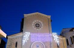Kyrka av Mary av antagandet Arkivfoto